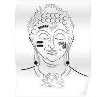 The Not So Modern Buddha Poster