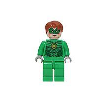 LEGO Green Lantern by jenni460
