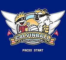 Game of Calvin and Hobbes by B2BFadeout