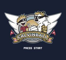 Game of Calvin and Hobbes Baby Tee