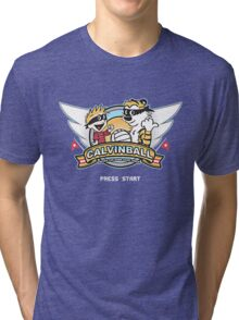 Game of Calvin and Hobbes Tri-blend T-Shirt