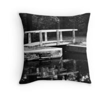 Point Pleasant Park - Halifax Throw Pillow