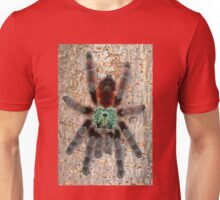 Adult Avicularia versicolor Tarantula Unisex T-Shirt