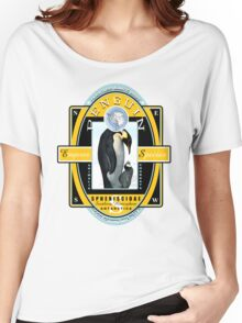 king penguin Women's Relaxed Fit T-Shirt