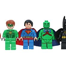 LEGO Justice League of America by jenni460