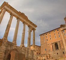 Historic Centre of Rome, Italy by Ian Middleton