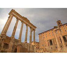 Historic Centre of Rome, Italy Photographic Print