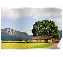 Countryside. Germany. 20. Poster