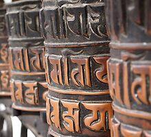 Prayer wheels by pljvv