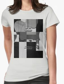 Block Party Womens Fitted T-Shirt