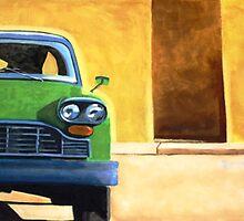 By the corner by Sandro Vivolo