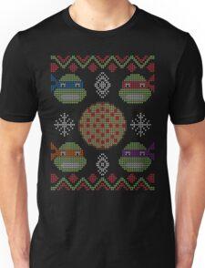 Christmas Pizza Unisex T-Shirt
