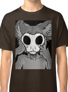 Behind The Mask Classic T-Shirt