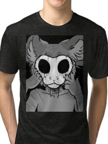 Behind The Mask Tri-blend T-Shirt