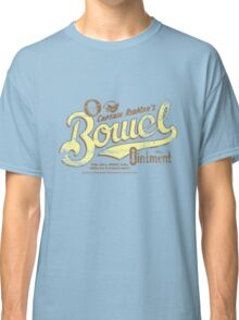 Bowel Ointment - Captain RibMan's Solution for Everything! Classic T-Shirt