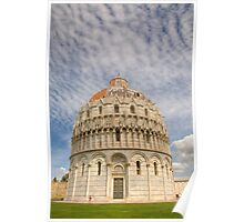 Campo di Miracoli field of Miracles Poster