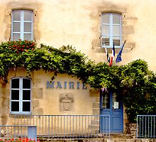 Mairie - City Hall by Buckwhite