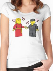 Twue Wuv Women's Fitted Scoop T-Shirt