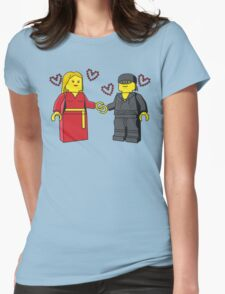 Twue Wuv Womens Fitted T-Shirt