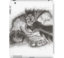 Dark Knight Returns iPad Case/Skin