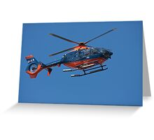 Irish Helicopters EI-ILS EUROCOPTER EC135T2 Greeting Card