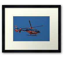 Irish Helicopters EI-ILS EUROCOPTER EC135T2 Framed Print