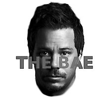 Baelfire (Bae) - Once Apon A Time Photographic Print