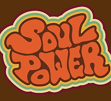 Soul Power by Jason Castillo