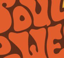 Soul Power Sticker