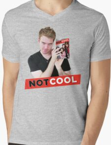 Not Cool - Shane Dawson promo Mens V-Neck T-Shirt