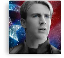 Steve Rogers - Captain America Canvas Print