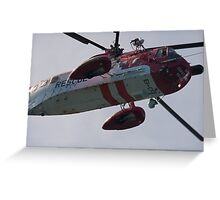 'Rescue 118' Greeting Card