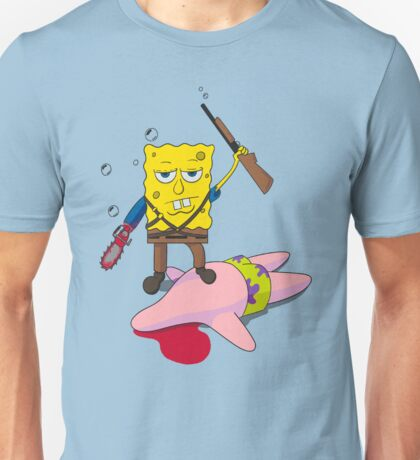 Ash_Bob Starfish Hunter Unisex T-Shirt