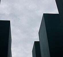 Giants Remember, Berlin Holocaust Memorial by Stacie Forest