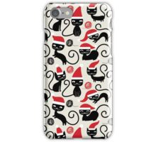 Santa Claws iPhone Case/Skin