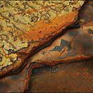 Rock Textures-078 by Albert Sulzer