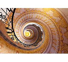 Staircase at Melk Photographic Print