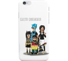 BATS BURGERS iPhone Case/Skin