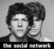 The Social Network by Sagemerchxo