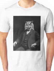 Owl Inventor Unisex T-Shirt