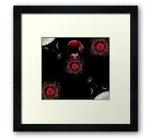 IrisAngelica-The Language Of Flowers Framed Print