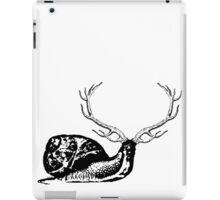 horny snail iPad Case/Skin