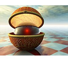 Musical Box Photographic Print