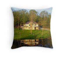 Home is Where The Heart Is! Throw Pillow
