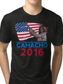 Camacho 2016 Tri-blend T-Shirt