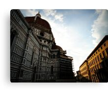 Ciao Firenze Canvas Print