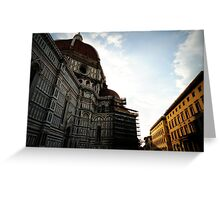 Ciao Firenze Greeting Card