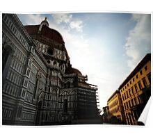 Ciao Firenze Poster