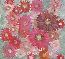 Flower Power by Julie  Sutherland