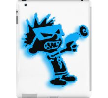 Spaceman Spiff - Black and Blue iPad Case/Skin